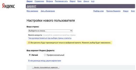 Яндекс директ для гостиниц